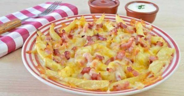 Το απόλυτο κόλπο για τέλειες, υγιεινές τηγανιτές πατάτες. Κι όμως υπάρχουν!