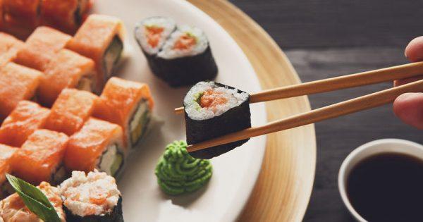 Οι κίνδυνοι του σούσι