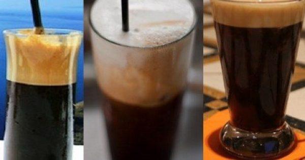 Kρύοι καφέδες: Αυτός είναι ο πιο επικίνδυνος καφές για την υγεία σας!