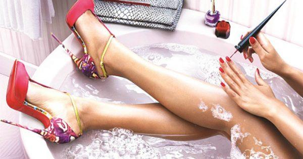 Εσύ το ήξερες; Κι όμως με αυτό το φαγητό μπορείς να ξυρίσεις τα πόδια σου!