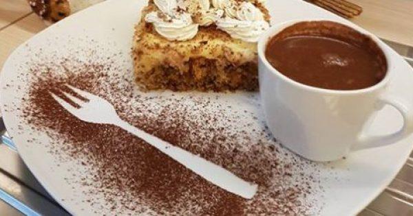 Κέικ με κρέμα πατισερί !!!