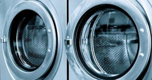 Έτσι θα απολυμάνετε γρήγορα το πλυντήριο ρούχων σας