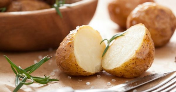 Κάνετε Δίαιτα; Δείτε πώς Μπορούν να σας Βοηθήσουν οι Πατάτες!