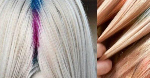 Ουράνιο τόξο στις ρίζες! Η τάση στα μαλλιά για την άνοιξη-καλοκαίρι 2017!