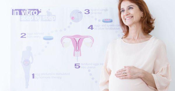 Τι εμποδίζει μια γυναίκα μεγαλύτερης ηλικίας να γίνει μητέρα;