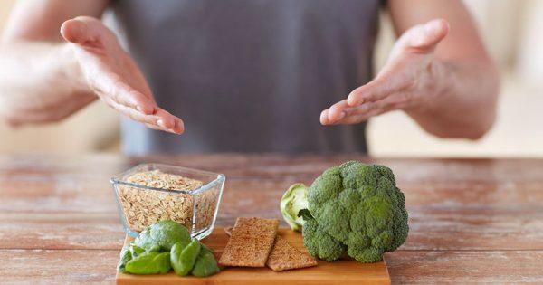 Όσπρια, λαχανικά και δημητριακά προστατεύουν από την οστεοαρθρίτιδα στα γόνατα