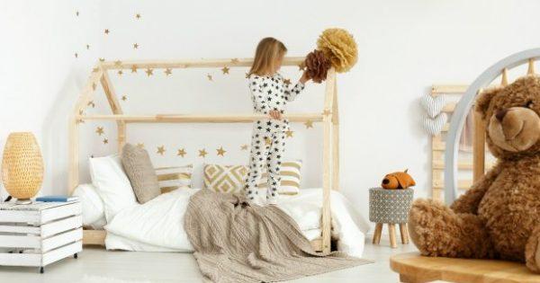 Παιδικό Δωμάτιο: Καθαρίστε το με το Παιδάκι σας σε 4 Κινήσεις και Μέσα σε 20′