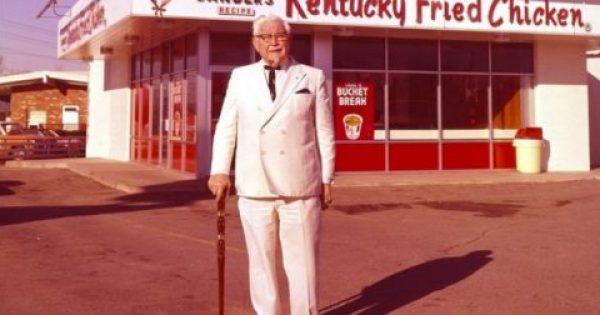 Αυτή είναι η ιστορία επιτυχίας του ιδρυτή της αλυσίδας KFC…Ήθελε να αυτοκτονήσει, αλλά κατέληξε εκατομμυριούχος!