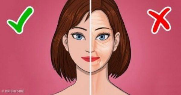 Όσες γυναίκες ΔΕΝ κάνουν αυτό το απλό πράγμα πριν κοιμηθούν, γεμίζουν ρυτίδες στο πρόσωπο και γερνάνε γρηγορότερα.