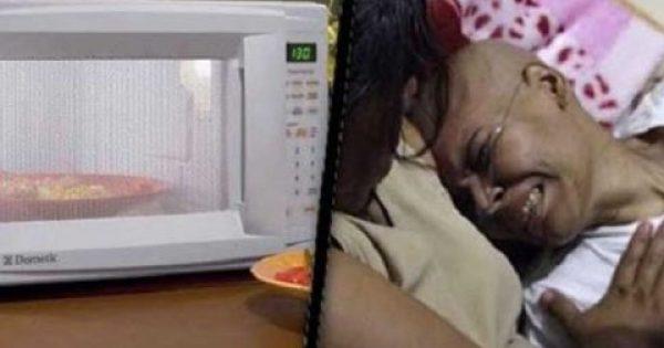 Ο φούρνος μικροκυμάτων προκαλεί μια ασθένεια που όλοι μας αγνοούμε…