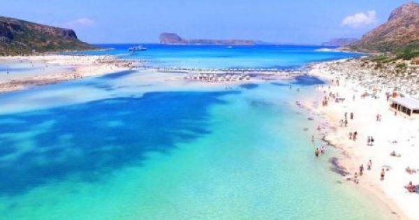 Ποιές Σευχέλλες;…ΟΙ 5 ΠΑΡΑΛΙΕΣ της Ελλάδας με λευκή άμμος και καταγάλανα νερά