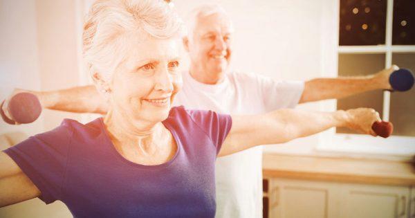 Με πόση γυμναστική θα μειώσετε ζάχαρο, πίεση και χοληστερίνη