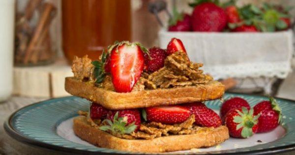 Σαββατιάτικο Πρωινό: Φτιάξτε Αυγοφέτες με Δημητριακά