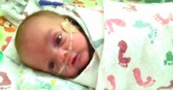 Το μωρό της δεν ανέπνεε οπότε κάλεσε αμέσως το 166. Μία μόνο συμβουλή του έσωσε τη ζωή…