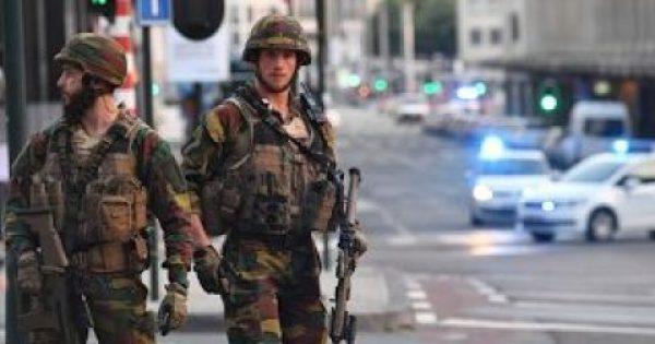 Σε κατάσταση συναγερμού οι Βρυξέλλες μετά την έκρηξη στον κεντρικό σταθμό τρένων