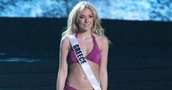 Γέννησε η Miss Europe 2016 Μικαέλα Φωτιάδη- Η φωτογραφία στο μαιευτήριο