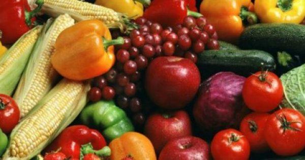 ΠΡΟΣΟΧΗ: Αυτά είναι τα 12 φρούτα και λαχανικά που είναι γεμάτα ΦΥΤΟΦΑΡΜΑΚΑ!!