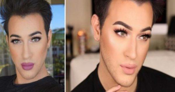 H Maybelline προσέλαβε έναν άντρα για να γίνει το πρόσωπο για την νέα της μάσκαρα