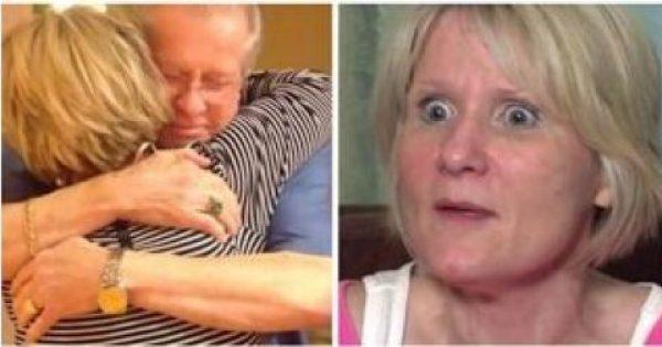 Βρήκε τον βιολογικό της πατέρα στο διαδίκτυο μετά από 55 χρόνια. Τότε, της αποκάλυψε το μεγάλο μυστικό!