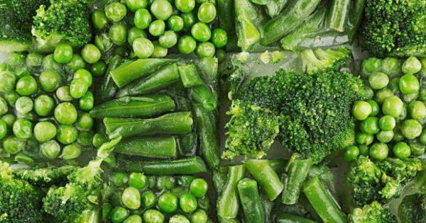 Είναι τα Κατεψυγμένα Λαχανικά το Ίδιο Θρεπτικά με τα Φρέσκα;