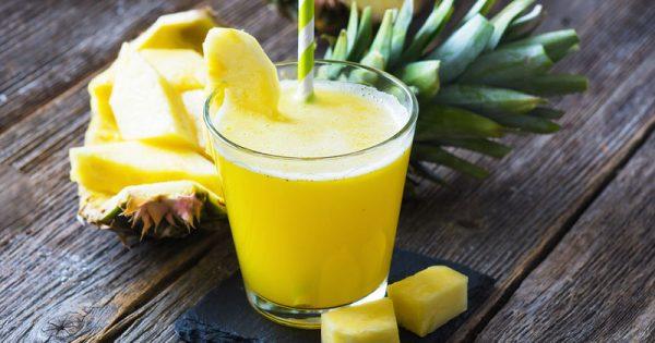 Τρεις καλοί λόγοι να βάλετε στη ζωή σας τον ανανά!