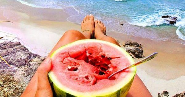 Καύσωνας: Τι να φάτε και τι να αποφύγετε στην μεγάλη ζέστη