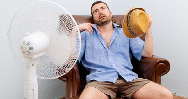 Η ζέστη μας κάνει κακόκεφους, αλλά γιατί;