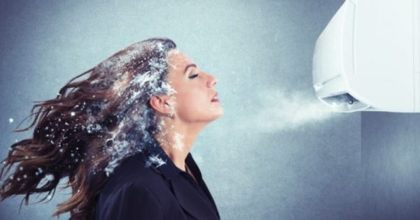 Πονόλαιμος από το air condition: Τι μπορείτε να κάνετε – Πότε να πάτε στο γιατρό -ΒΙΝΤΕΟ