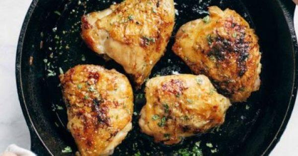 Κοτόπουλο στα γρήγορα με μέλι και λεμόνι!!!