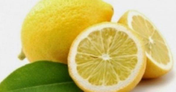 Τα 8 μυστικά ομορφιάς με βάση το λεμόνι