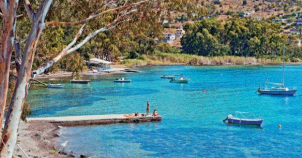 Αίγινα: Αυτές Είναι οι Καλύτερες Παραλίες της!