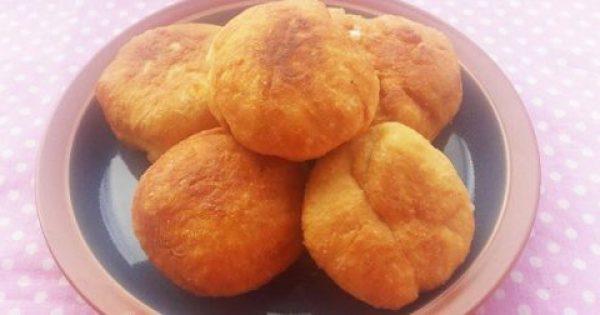 Μπαλίτσες τηγανοψωμάκια με κιμά !!!