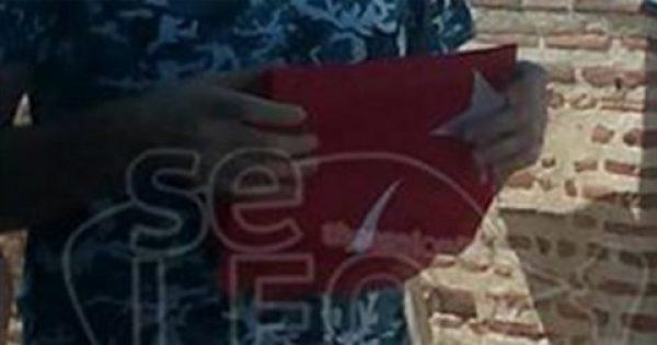 Τούρκοι επιχείρησαν να κρεμάσουν την τουρκική σημαία στο Λευκό Πύργο