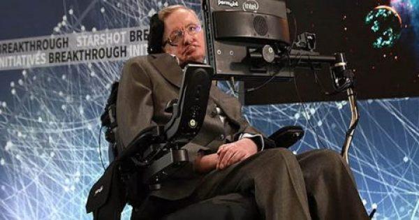 Στήβεν Χώκινγκ: «Φτιάξτε γρήγορα βάσεις στη Σελήνη και τον Άρη, γιατί χανόμαστε»