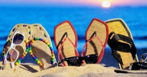 Όλα όσα δεν πρέπει να κάνετε στην παραλία!