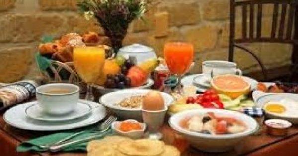 5 επιλογές για πρωινό στις διακοπές σας!