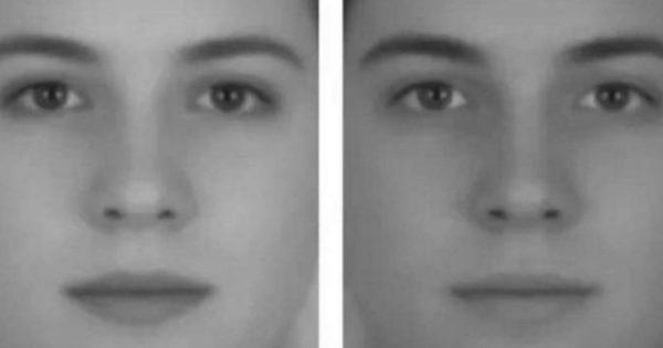 Ποιο πρόσωπο είναι ο άνδρας και ποιο η γυναίκα; Η εικόνα που σαρώνει στο internet ΕΙΚΟΝΕΣ