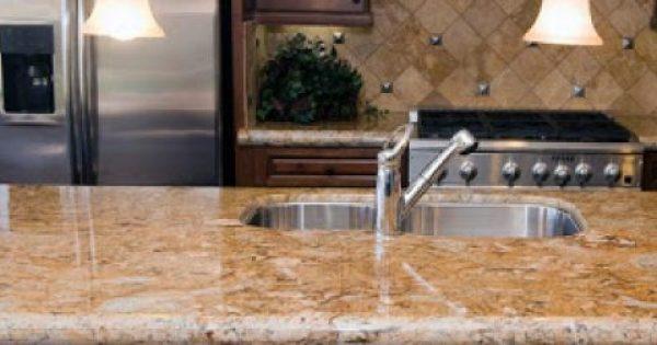 Πώς να καθαρίσετε τον πάγκο της κουζίνας ανάλογα με το υλικό του