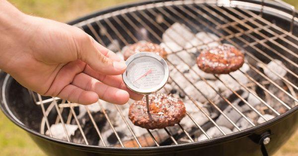 Σε ποια θερμοκρασία πρέπει να μαγειρεύετε κάθε είδος κρέατος