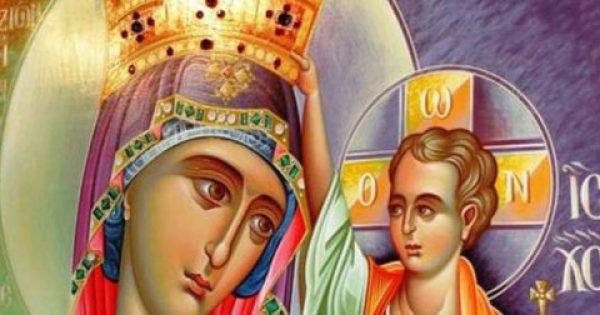 Ανατριχίλα στην Καρδίτσα: Το ολοζώντανο θαύμα της Παναγίας που συγκλονίζει τις τελευταίες ώρες