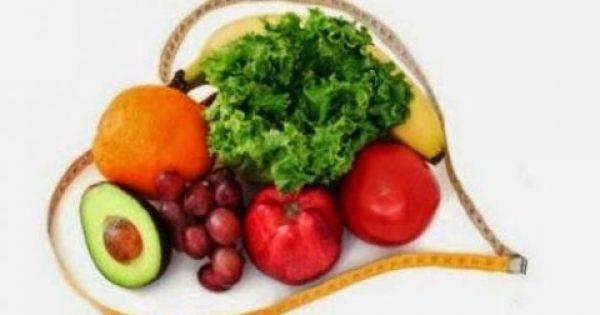 Τα βασικά συστατικά μιας δίαιτας