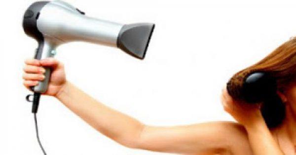 Γιατί δεν πρέπει να χρησιμοποιείς ποτέ το σεσουάρ μαλλιών των ξενοδοχείων