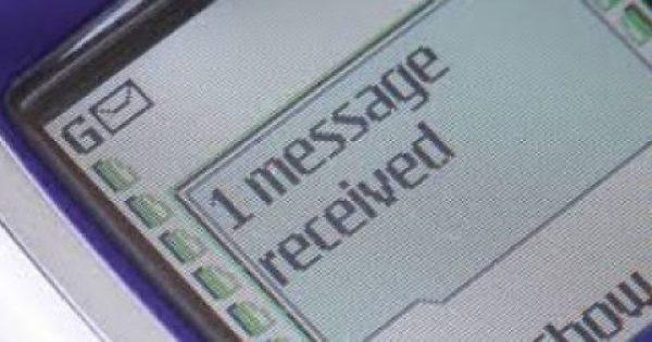 Δείτε ποια πράγματα δεν πρέπει να πείτε ποτέ με SMS!
