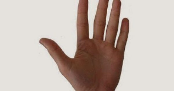 Το γνωρίζατε; Γιατί έχουμε 5 δάκτυλα;