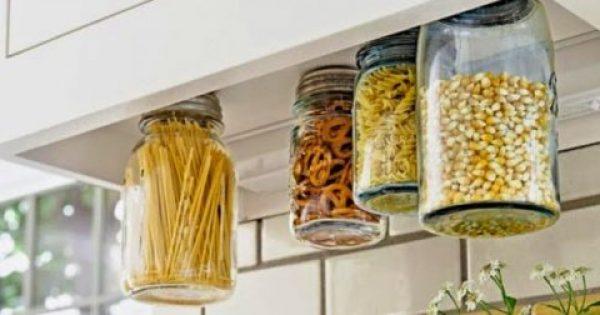 Συμβουλές σωστής αποθήκευσης τροφίμων