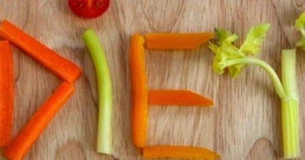 Τροφές που όσο τις τρώτε, τόσο περισσότερες θερμίδες καίτε