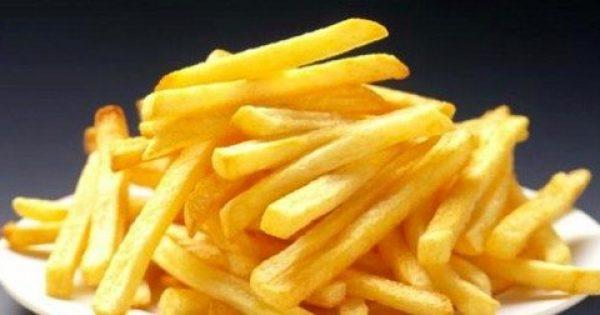 ΤΟ ΚΟΛΠΟ ΤΗΣ ΧΡΟΝΙΑΣ! Πως να τηγανίσετε τις πατάτες σας για να μην είναι καρκινογόνες!