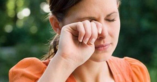 11 παράγοντες που προκαλούν ξηρά μάτια και πώς τους αντιμετωπίζουμε!!!