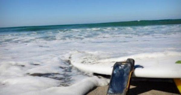 Προστατεύστε το κινητό από ήλιο, θάλασσα και ζέστη
