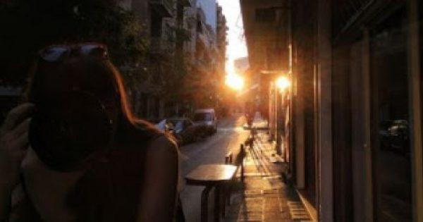 Πώς να βγάλεις την τέλεια φωτογραφία την πιο όμορφη στιγμή της ημέρας στην πόλη